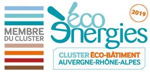 Logo Cluster eco-énergies 2019