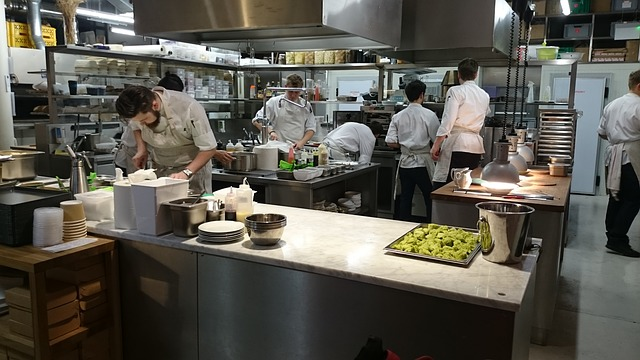led cuisine professionnelle