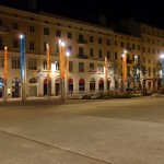 mats lumineux mairie saint etienne